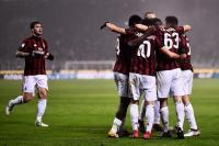 AC Milan Hancurkan SPAL 4-0