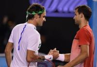 Dimitrov Tak Terkejut Federer Tampil Luar Biasa