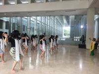 Karantina Hari ke-8, Lihat Serunya Finalis Miss Indonesia Menari Tradisional di Museum Nasional