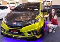 Honda Andalkan Jazz dan Civic di Pasar Hatchback 2018
