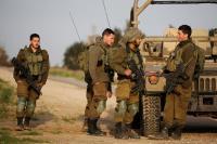 4 Tentara Israel Luka-Luka Terkena Ledakan di Perbatasan Gaza