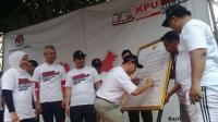 2 Paslon Pilgub Jateng Janji Kampanye Tanpa <i>Hoax</i>