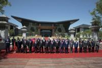 4 Negara Bentuk Rute Perdagangan Tandingan Jalur Sutra China