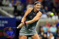 Kvitova Juara Qatar Open 2018 Usai Kalahkan Muguruza di Final