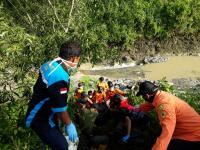 Petugas Kebersihan Tewas Terbawa Arus Sungai di Semarang