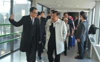 Tiba di Jepang, Jusuf Kalla Bertemu Pejabat Osaka