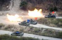 Usai Olimpiade, Korsel Akan Gelar Latihan Militer Gabungan dengan AS