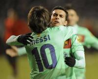 Pedro: Messi Pemain Terbaik Dunia