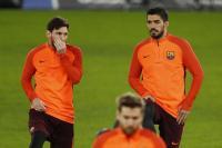 Conte Waspadai Messi dan Suarez saat Chelsea Jamu Barcelona
