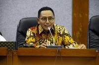 Baleg DPR Ajak Menteri Yasonna Diskusi soal UU MD3