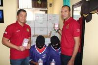 Sindikat Pencuri 2.640 Botol Infus Dibekuk Polisi di Aceh