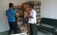 Tim Eramas Kirim Bantuan untuk Korban Erupsi Sinabung