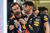 Ricciardo Tabrakkan Mobil Baru Red Bull Saat Debut Musim 2018 di Silverstone