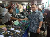 Sudirman Said Akan Jaga Pasar Tradisional dari Gempuran Toko Modern