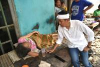 Blusukan di Karawang, Dedi Mulyadi Dapati Banyak Lansia Terkena Stroke