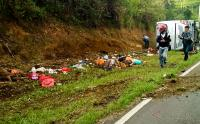Polisi Tetapkan Mekanik Jadi Tersangka Atas Kecelakaan Maut di Tanjakan Emen