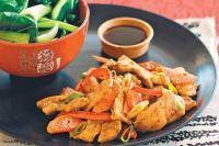 Saus Szechuan Khas Asia Banyak Disukai Warga Amerika, Restoran Cepat Saji Ini Bikin Sajian Spesial!