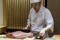 Kenjiro Hashida, Chef Ahli Meracik Masakan Tradisional Jepang