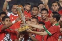 Skuad Persija Jakarta Digenjot Jelang Tampil di AFC Cup