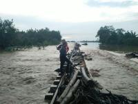 Hingga Sore, 3 Perjalanan Kereta ke Semarang Terhambat Banjir di Cirebon