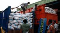 10.000 Ton Beras Impor Masuk ke Sumatra Utara Langsung Dibongkar