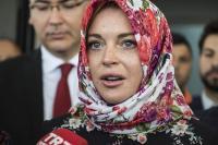 Dikenal Jadi Artis Bermasalah, Kehidupan Lindsay Lohan Disebut Membaik saat Mengenal Islam