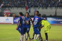 Arema FC Kalah dalam Drama Adu Penalti 3-4 Kontra PSIS