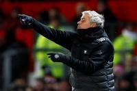 Mourinho: Pemain Man United Tampak Ketakutan saat Hadapi Brighton