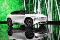 Konsep SUV Nissan Leaf Bertenaga Listrik, Desainnya Jepang Bangat