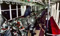 Serangan Gas Sarin di Kereta Bawah Tanah Tokyo, 12 Orang Tewas