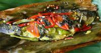 Kuliner Pepes Ikan Mas Sedang Tren di Bogor