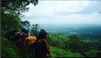 Menaklukkan Gunung Aseupan Banten, Ini Sederet Tantangannya