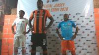 Perseru Serui Launching Jersey di Kota Malang Jelang Liga 1 Musim 2018
