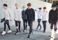 Ini Dia! Kaus Kaki Keren yang Dipakai Para Member Boygroup Korea Selatan