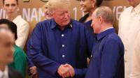 Trump Beri Selamat Putin Atas Kemenangannya dalam Pilpres Rusia
