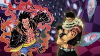 Uang Hadiah Monkey D Luffy Meningkat Usai Kalahkan Katakuri