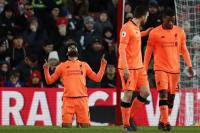 Liverpool Diprediksi Lepas Mohamed Salah ke Madrid