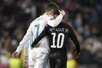 Ronaldo Beri Lampu Hijau kepada Madrid untuk Datangkan Neymar