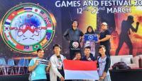 Mahasiswa UGM Sabet 4 Medali di Kompetisi Judo Internasional