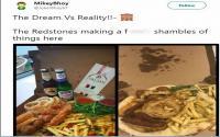 Makanan yang Dibeli Tidak Sama dengan Foto Iklannya, Pelanggan Murka di Media Sosial