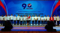 34 DPW Partai Perindo Ikrar Pemenangan Pemilu 2019