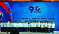 Hary Tanoe Resmi Lantik Tim Operasi Pemenangan Pemilu Top 9
