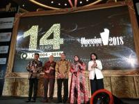 Perindo Raih Penghargaan 'Best Achiever in political Party Management'