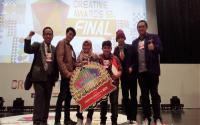 Tim Mahasiswa Fikom UMB Raih Juara di Ajang Internasional