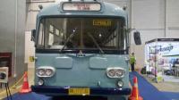 Inspirasi Jalanan! Meski Sudah Renta Bus Fuso 1963 Sanggup Libas 466 Km