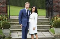 Begini Undangan Cantik dan Klasik Pernikahan Pangeran Harry-Meghan Markle