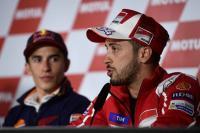 Persaingan Marquez dan Dovizioso Disebut sebagai Duel yang Megah