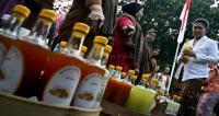 Mengandung Zat Kimia Berbahaya, BPOM Gerebek Pabrik Jamu di Sidoarjo