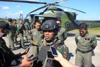 Dikejar Prajurit TNI, KKSB Ngumpet di Kampung Jagamin Tembagapura