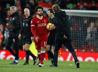 Ambisi Mohamed Salah Lewati Rekor Gol Semusim Ian Rush